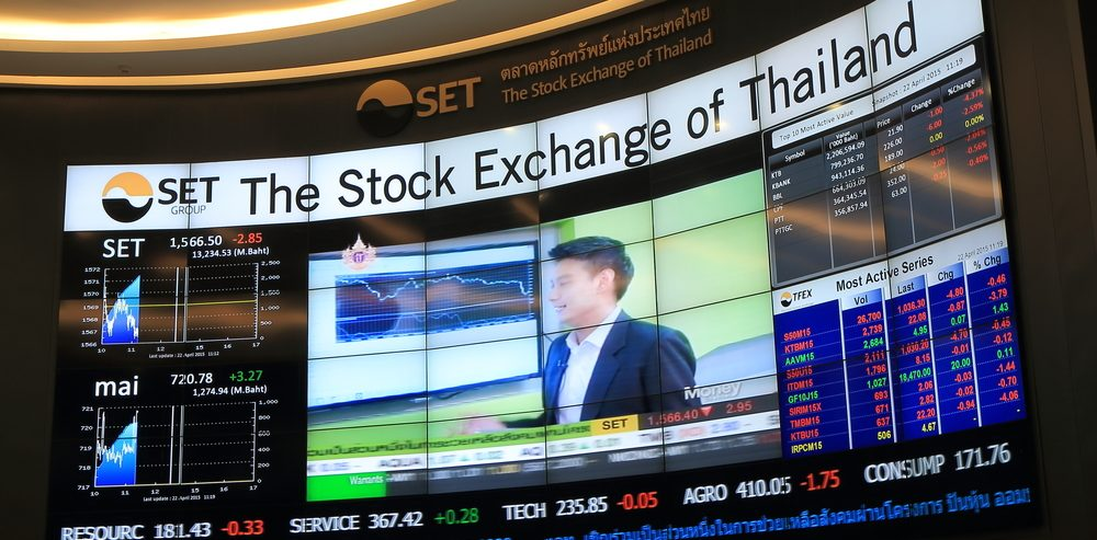 Thailand's Official Stock Exchange is Applying for a Cryptocurrency License