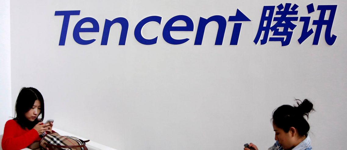 How $400 Billion Tencent Might Soon Acquire Two Major Bitcoin Exchanges