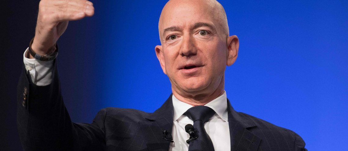 Jeff Bezos Still in the Game: Blue Origin and Amazon Shares Fly