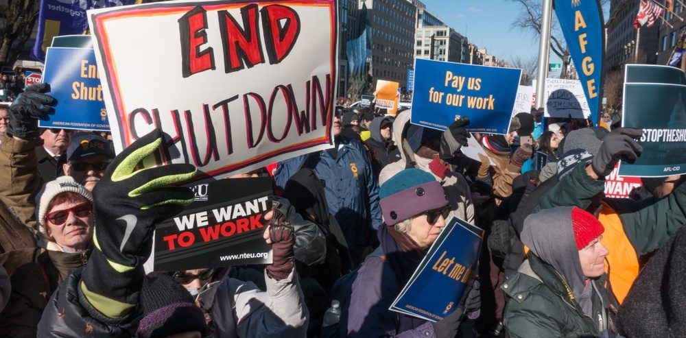 GoFundMe's U.S. Government Shutdown Aid Campaign Just Hit its Funding Goal