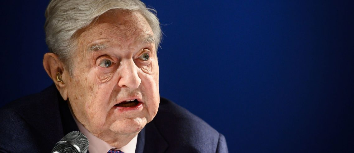 Billionaire Hedge Fund Mogul George Soros Warns That the US-China 'Cold War' Could Escalate Into a 'Hot One'
