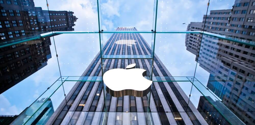 Apple Leads the Dow Jones Into Five Weeks of Gains