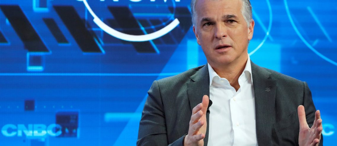 UBS CEO Sergio Ermotti Basically Admits Equities Are A Ponzi Scheme