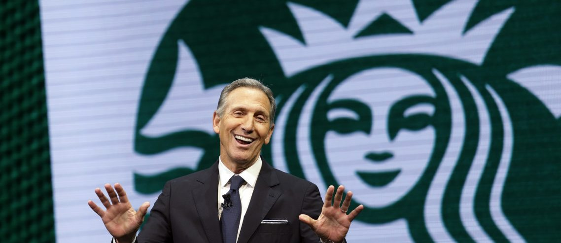 Op-Ed: Ex-Starbucks CEO Howard Schultz Might Run for President, Here's Why That's Great for America