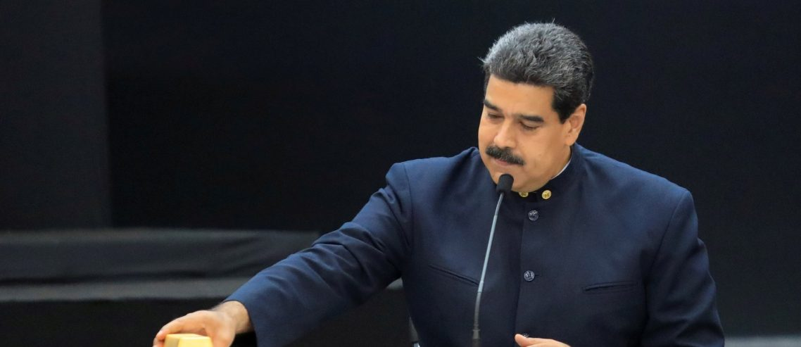WTF: Is Venezuela Paying Off Russian Debt with 20 Tons of Central Bank Gold Reserves?
