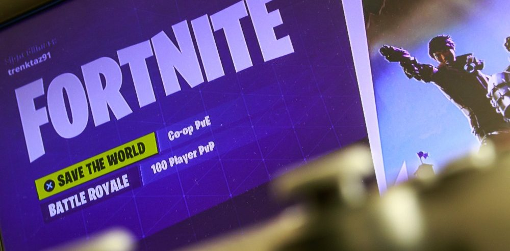 Fortnite's Epic Games Leads Record $5.7 Billion Year for Gaming Investments in 2018