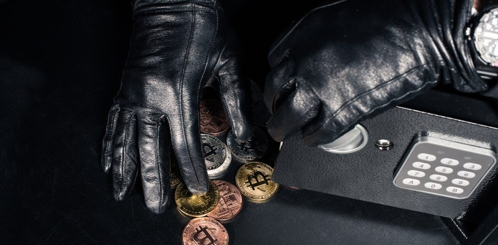 $950 Million Stolen from 'Immature' Cryptocurrency Exchanges & Wallets in 2018: Analytics Firm CEO