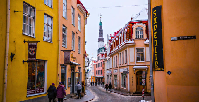 Crypto Firms Flock to Estonia: Is the Country's E-Residency Program a Giant Loophole for Money-Laundering?