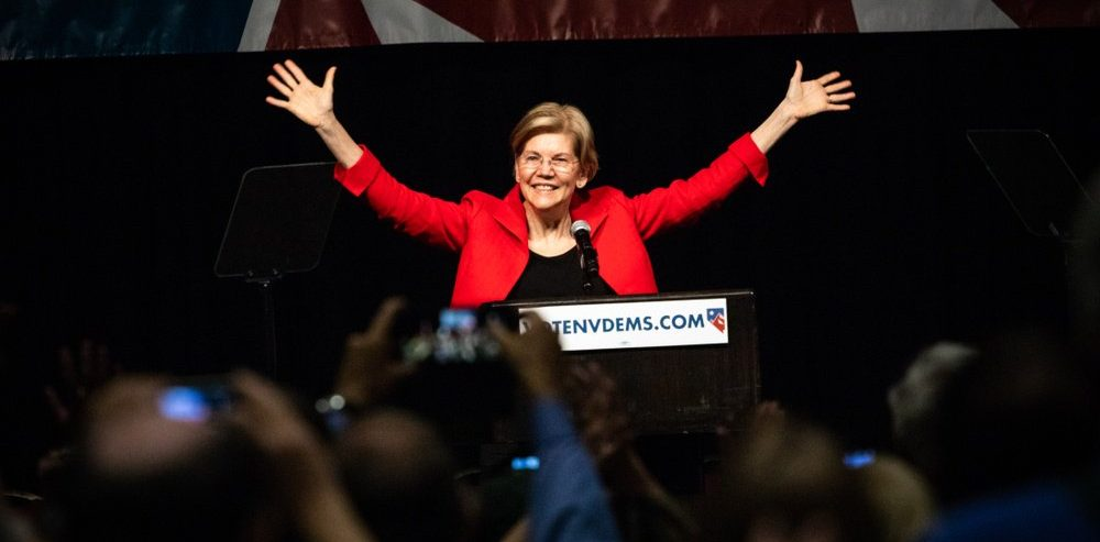 Elizabeth Warren Schemes to Take Down Trump in the 2020 Presidential Election, Does She Even Stand a Chance?
