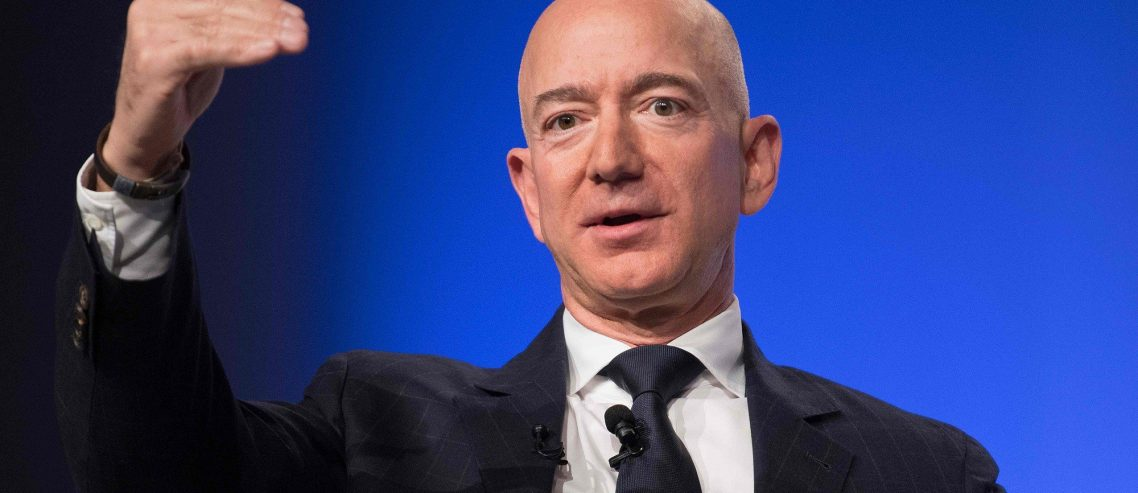 Jeff Bezos Publishes Shocking Blackmail Letter National Enquirer Publisher Allegedly Sent Him Over 'Pecker' Pics