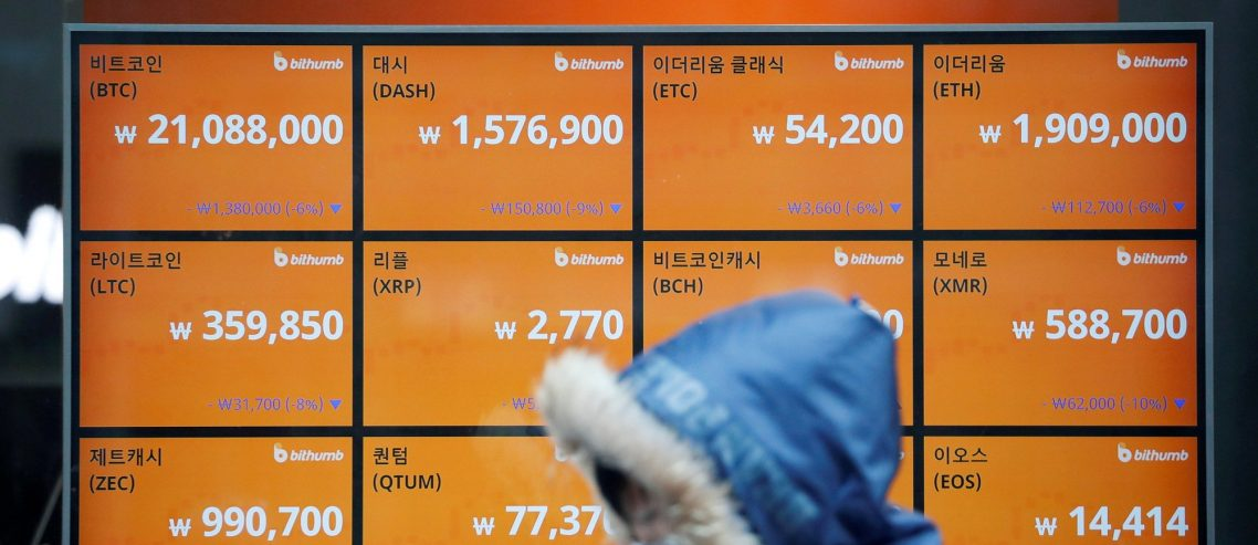 South Korea's Top Crypto Exchange Just Launched a Major Product, But is There Real Demand From Institutions?