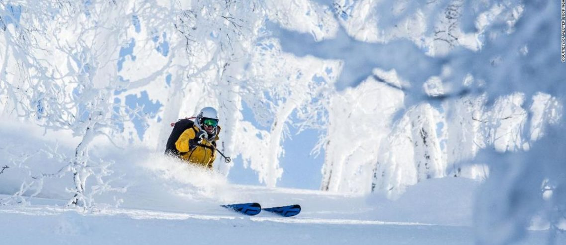 World's 12 best places for heli-skiing