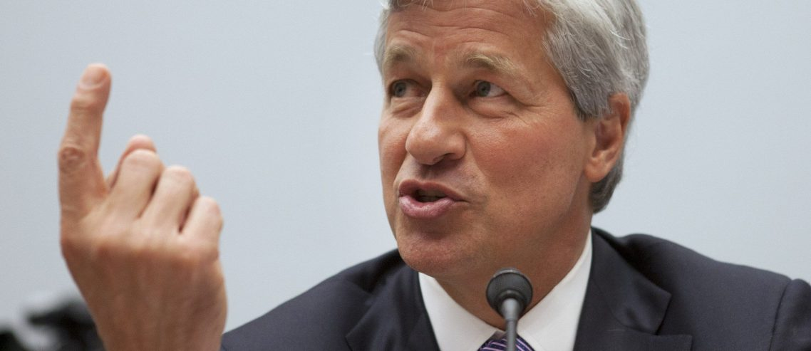 Someone Please Let Jamie Dimon Know That His New Cryptocurrency is a Fraud