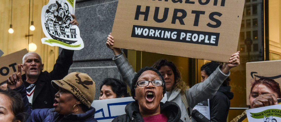 Liberals Love Immigration Unless Google or Amazon Wants to Move to Their Neighborhood