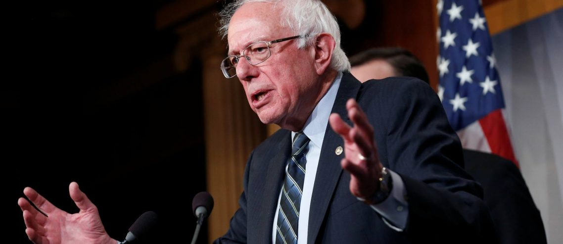 Bernie Sanders is Running for President. He's the Only One Who Can Beat Trump