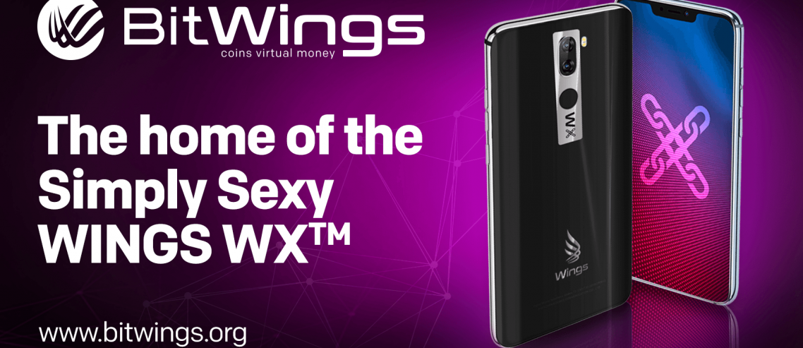BitWings ICO Reveals the First Ultra-Secure Mining Smartphone