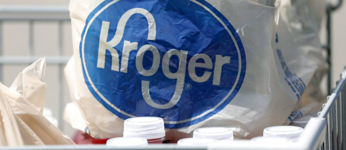 Major US Grocery Chain Kroger Ditches Visa, Discusses Accepting Bitcoin