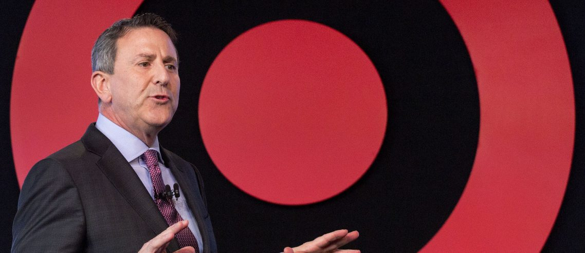 Target CEO Isn't Scared of Amazon's Grocery Foray as Online Sales Jump 31%