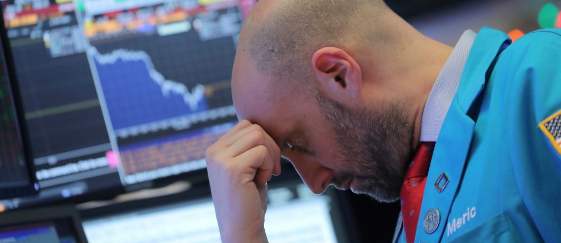 Dow Carnage: US Stock Market Plunges as Recession Warnings Intensify