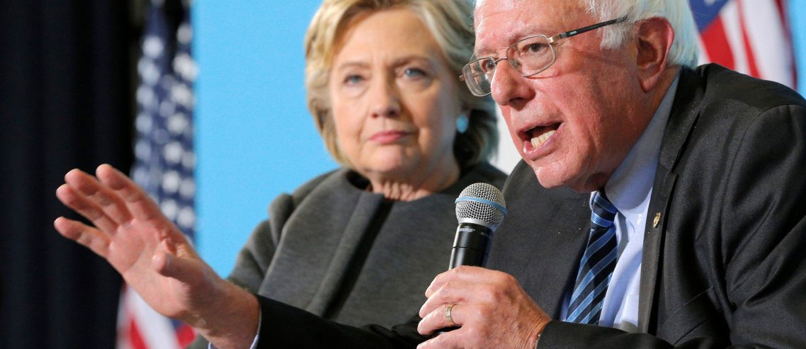 Dow's Disastrous Week Gets Worse after Bloomberg & Clinton Concede to the Bernie Bros