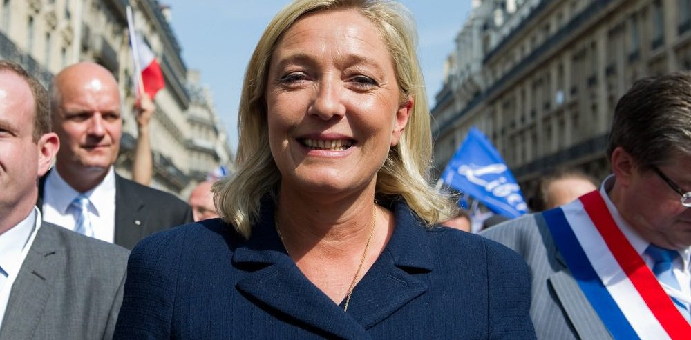 French Far-Right Leader Marine Le Pen Faces Imprisonment for Anti-ISIS Tweets