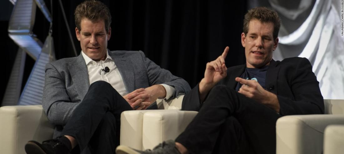 Winklevoss twins capitalizing on crypto, the 'ultimate social network'