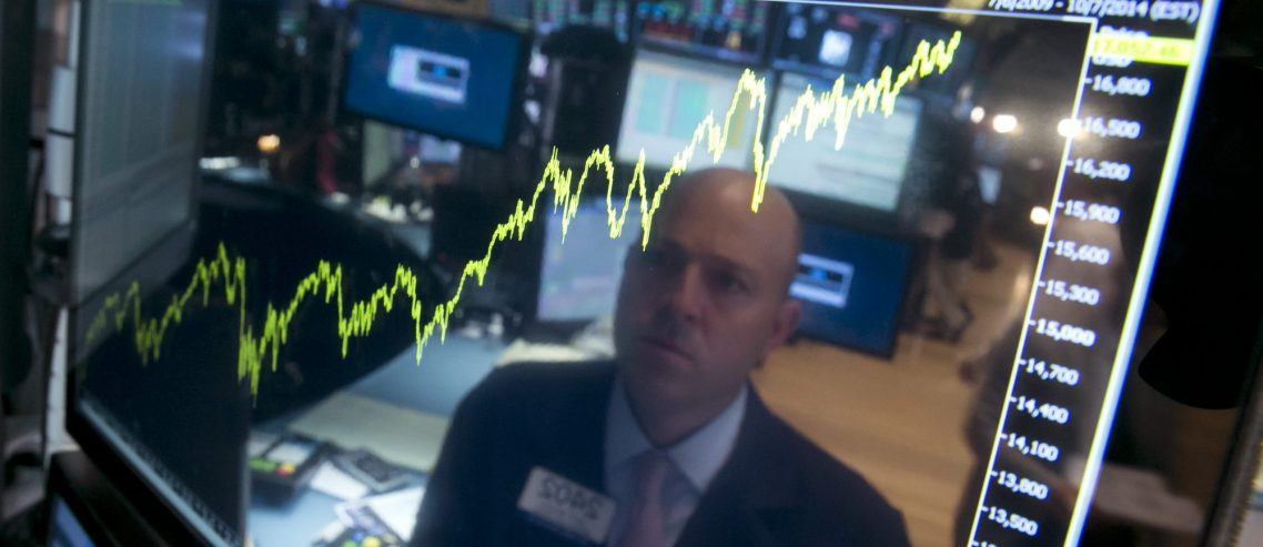 Newsflash: Dow Surges 250 Points to Race Past 26,000