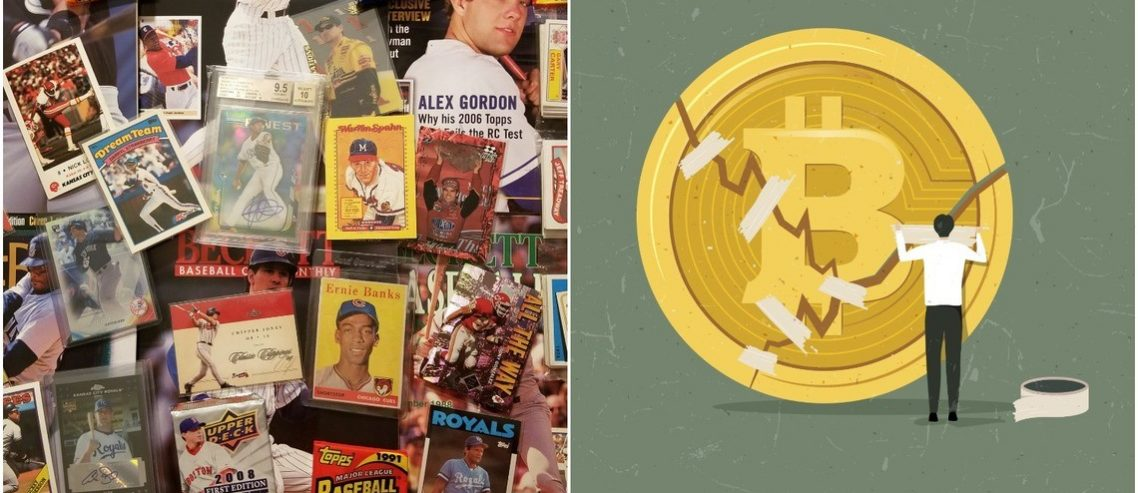 Your Old Baseball Cards Are a Better Store of Value Than Bitcoin