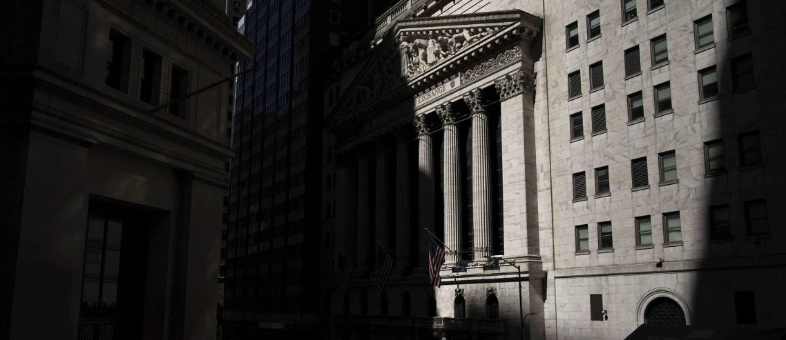 Dow Crashes 350 Points as Bond Yield Inversion Ignites Wall Street Panic