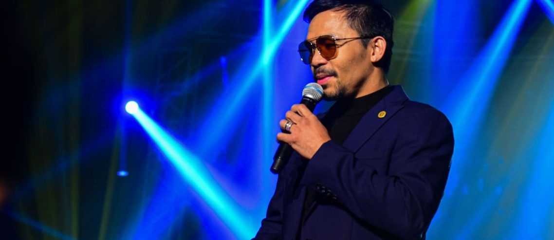 Manny Pacquiao KOs Mayweather in Launching his Own Cryptocurrency