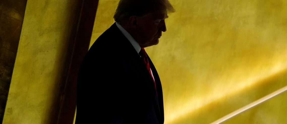 Dow Futures Slide as Trump's 'Watergate' Moment Looms Large