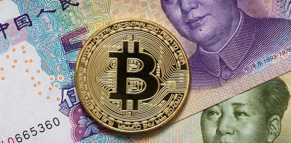 China Vows 'Immediate Disposal' of Crypto Exchanges As Bitcoin Plummets