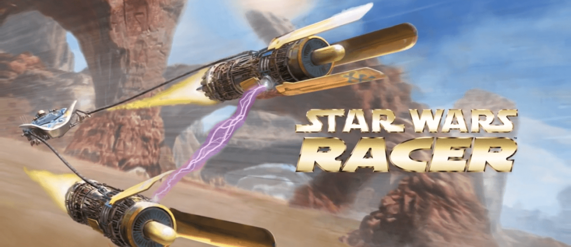 Just Kill the Star Wars Episode I: Racer Remaster…It Needs a Remake
