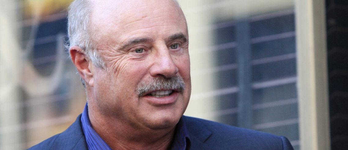 Dr. Phil Is Worth $400 Million, So Why Does He Need a $7 Million PPP Loan?