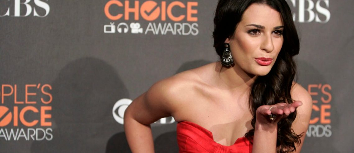 Lea Michele Somehow Made Naya Rivera's Death All About Her